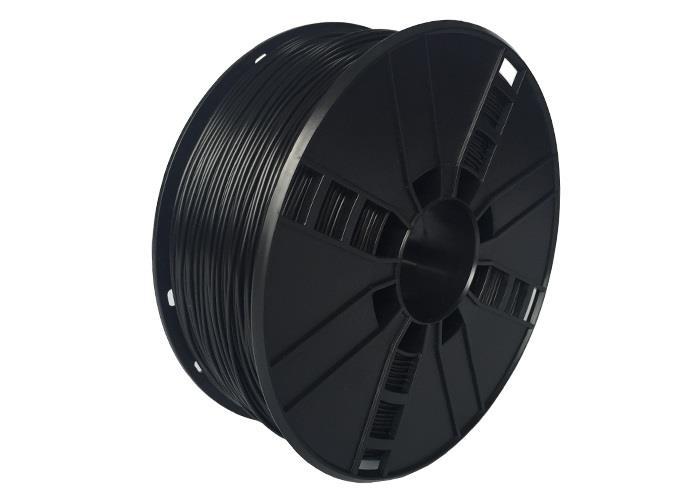 Filament Gembird TPE FLEXIBLE Black | 1,75mm | 1kg 3D printēšanas materiāls
