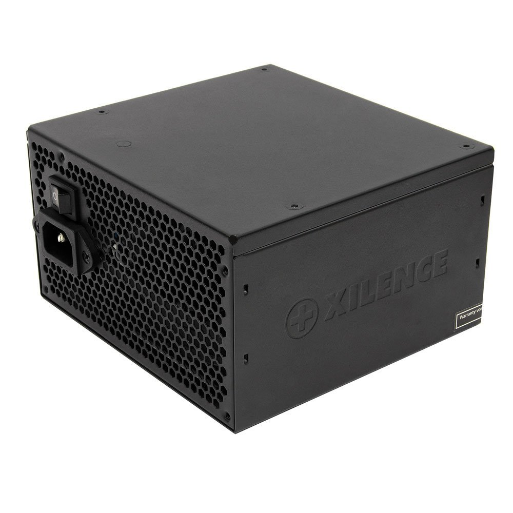 Xilence ATX 2.3 Power Supply (PSU) 600W Black Barošanas bloks, PSU