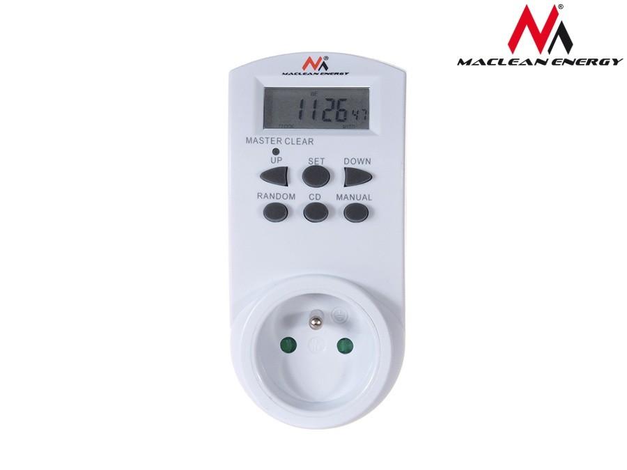 Maclean Digital timer MCE05