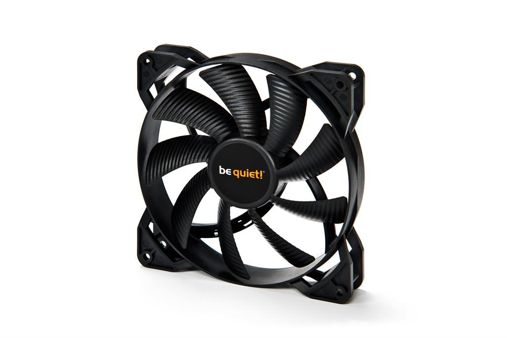 be quiet  Pure Wings 2 120mm PWM fan, 18,5 dBA ventilators