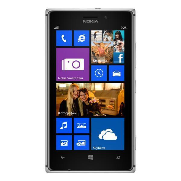 Nokia 925.1 Lumia white Windows Phone 16GB Used (grade:C) 9902941029113 T-MLX11148 Mobilais Telefons