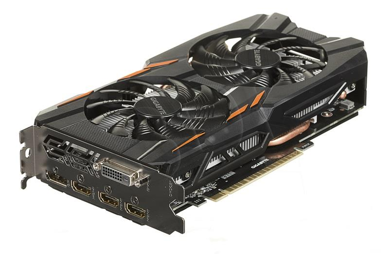 Gigabyte GeForce GTX 1050 Ti Windforce OC 4G, 4GB GDDR5 video karte