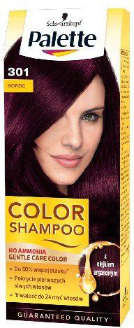 Palette Color Shampoo Szampon koloryzujacy  nr 301 Bordo 68160597