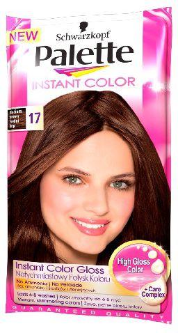 Palette Instant Color Szamponetka koloryzujaca Sredni Braz nr 17 25 ml 68166807