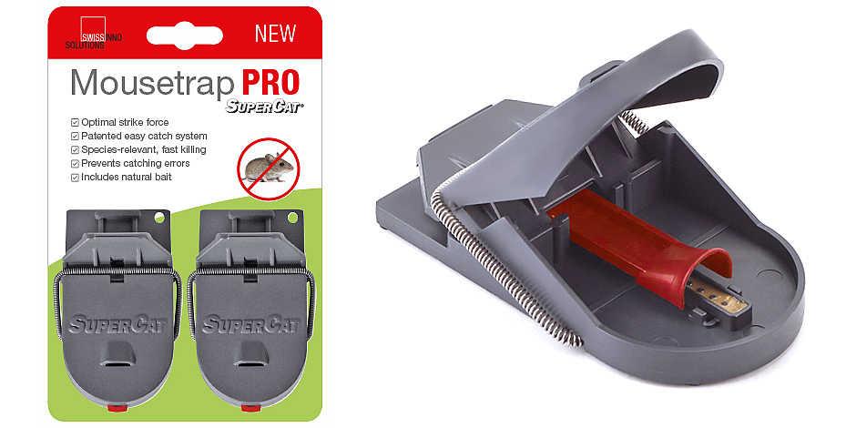 Swissinno peļu slazds SuperCat Pro 2gb Slazds