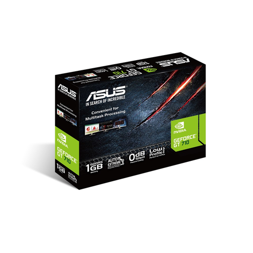 ASUS GeForce GT710-SL-1GD5-BRK video karte