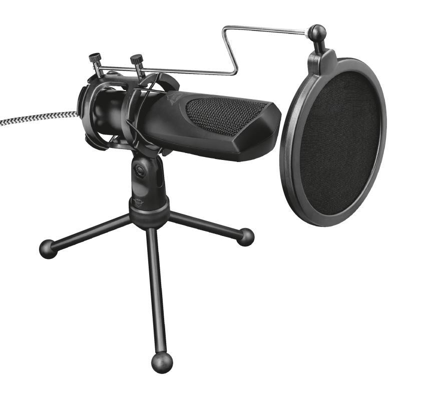 Trust GXT 232 Mantis Mikrofons