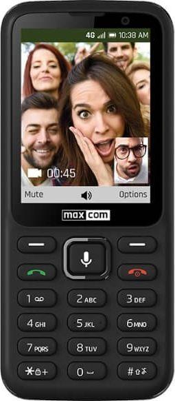 Telefon komorkowy Maxcom Maxcom MK241 MAXCOMMK241KAIOS Mobilais Telefons