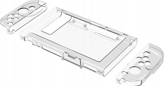 Mimd Carrying Case Clear Case For Nintendo Switch spēļu aksesuārs