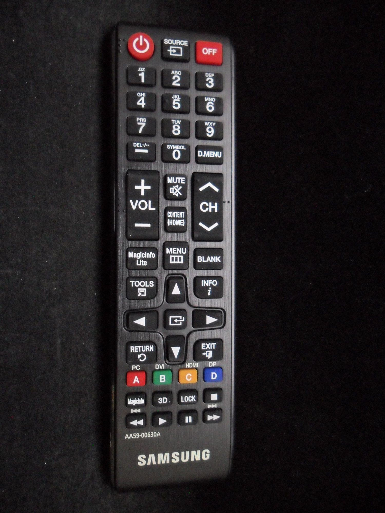 Samsung Remote Commander pults