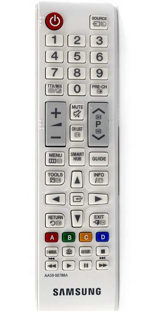 Remote Control TM1240 White   Remote Controls pults