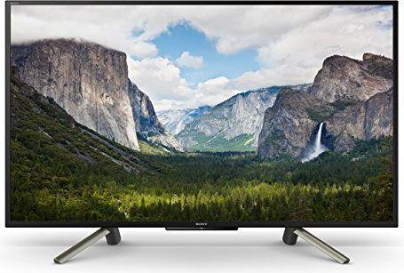 Sony BRAVIA KDL-43WF665 - 43 - LED-TV - SmartTV, HDMI, WLAN, PVR, HDR LED Televizors
