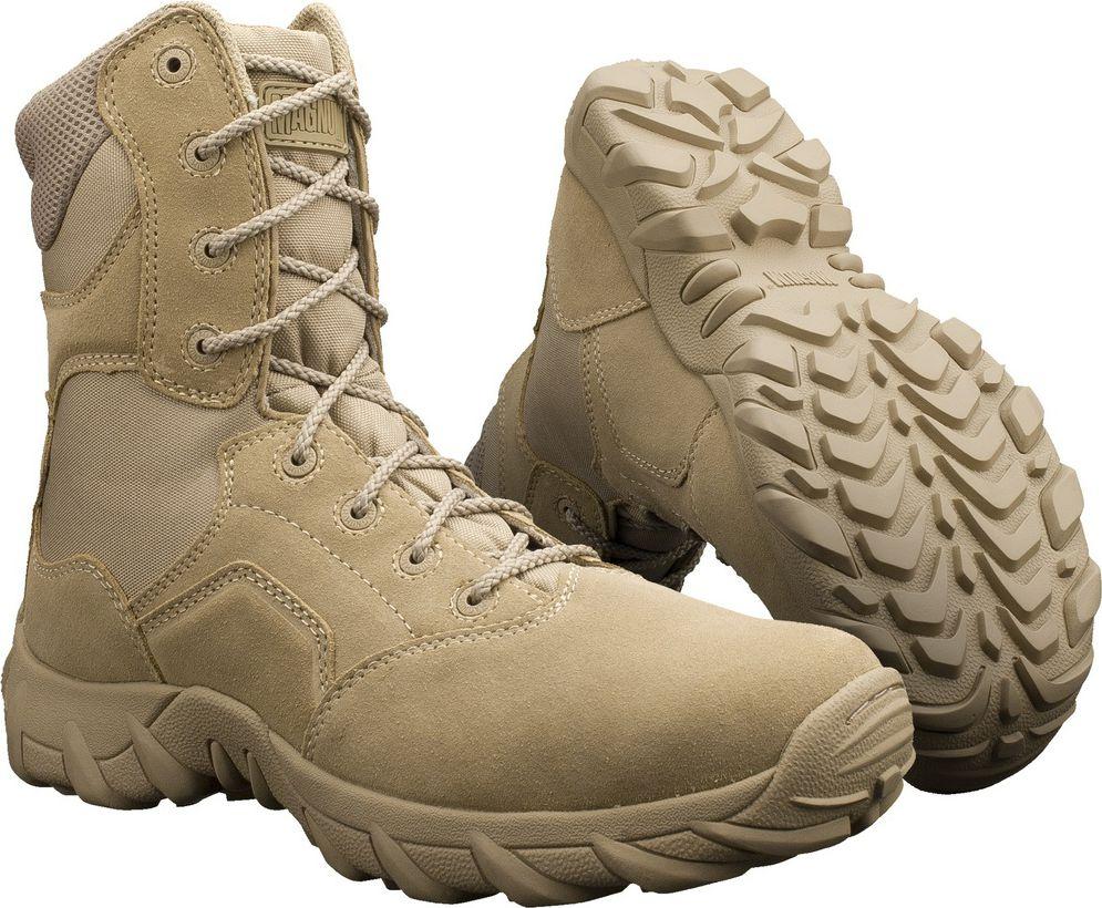 MAGNUM Cobra 8.0 V1 Desert shoes for men beige size 45 Tūrisma apavi