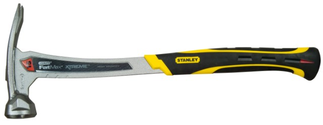 Stanley Carpentry hammer with steel handle 340g (XTHT1-51123)