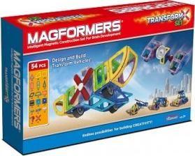 Magformers Transform - 54 elements konstruktors