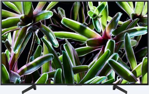"""Sony KD-49XG7096 49"""" (123 cm), Smart TV, Ultra HD LED, 3840 x 2160, Wi-Fi, DVB-T/T2/S2/S/C, Black LED Televizors"""