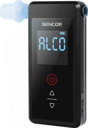 SENCOR SCA BA50FC Alkometrs