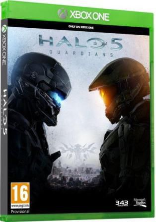 Halo 5 Guardians (XONE)