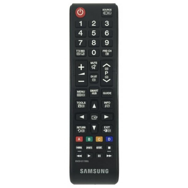 Samsung Remote Controller TM1240 pults