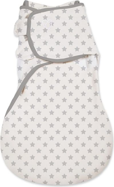 SwaddleMe Sleeping Bag Stage 3 Gray Star r. S