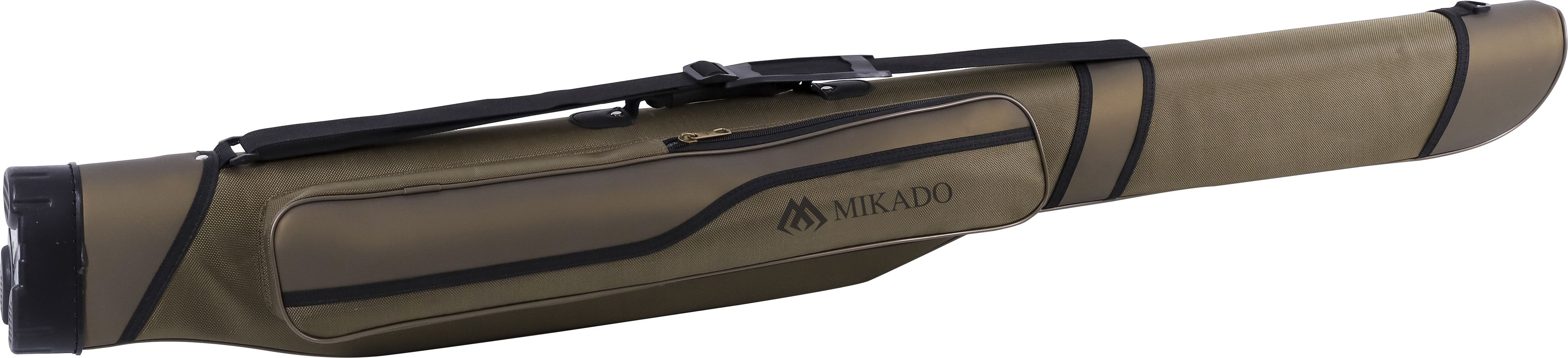 Mikado Fishing Cover 1 Chamber 150 Cm / Green - Stiffened