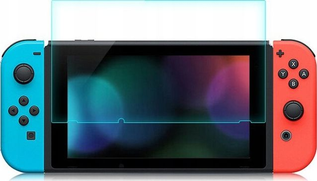 MARIGames LCD Screen Protector For Nintendo Switch / Tempered Glass spēļu aksesuārs
