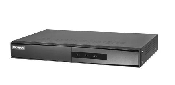 NET VIDEO RECORDER 4CH/DS-7604NI-K1 HIKVISION tīkla iekārta