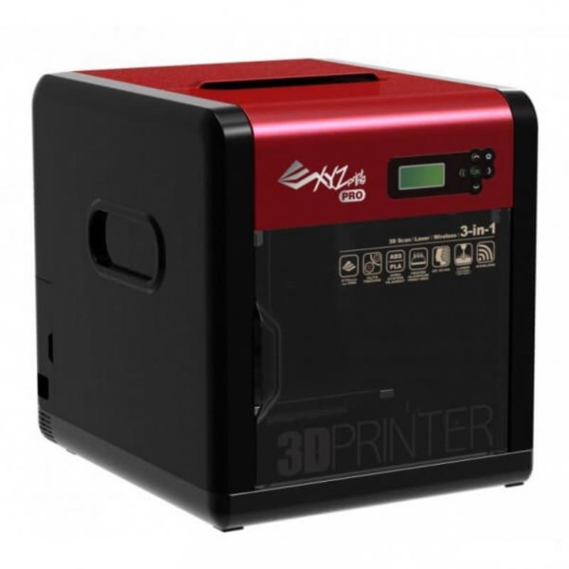 3D-Drucker Da Vinci 1.0 Pro 3in1 2Power Cord EU+UK