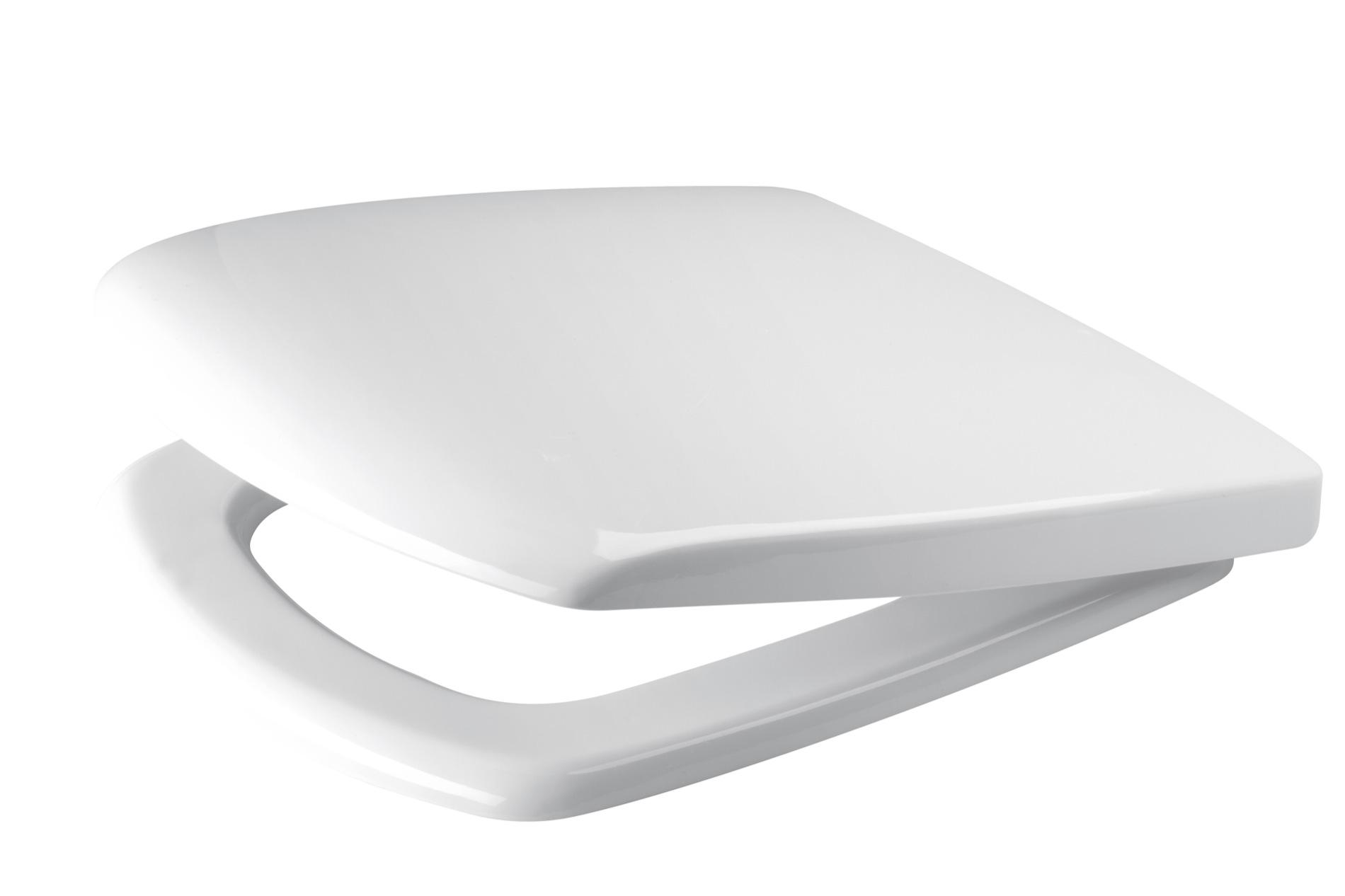 Cersanit Carina toilet seat, soft-close, white (K98-0069)