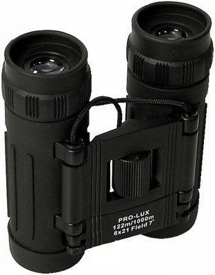 Dorr Pro-Lux 8x21 black Binokļi
