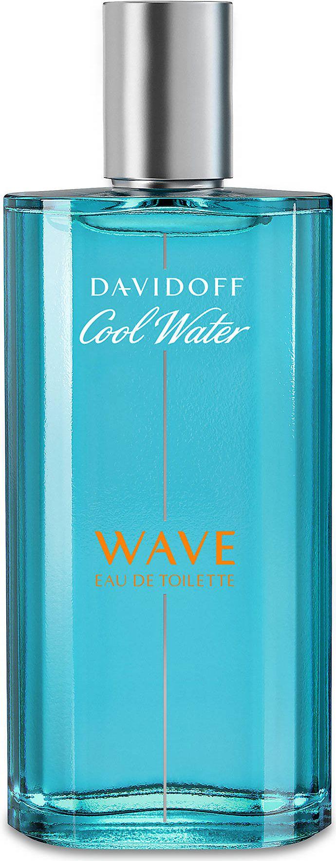 Davidoff Cool Water Wave EDT 40ml 3614223379897 Vīriešu Smaržas
