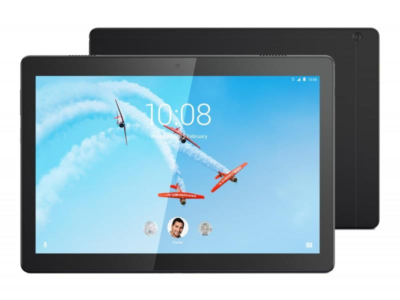 "Lenovo TAB M10 10.1 ZA490006PL (10,1""; 16GB; 2 GB; Bluetooth, LTE, WiFi; black color) Planšetdators"