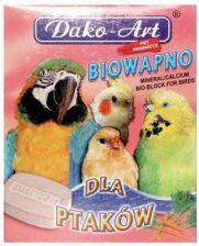 Dako-Art Bio-Lime For Birds - Large Cube 1pc 110g