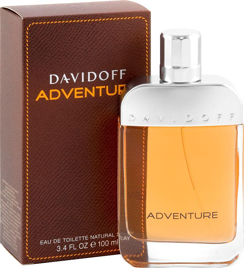 Davidoff Adventure EDT 100ml 3414200204415 Vīriešu Smaržas
