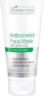 Bielenda Professional Antibacterial Face Mask With Green Clay Antibacterial Facial Mask With Green Clay 150g