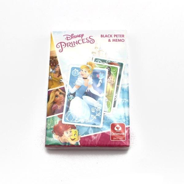 black Piotruœ Memo - Disney Princess puzle, puzzle
