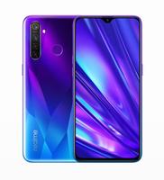 Realme 5 Pro 8GB/128GB RMX1971 Sparkling Blue Mobilais Telefons