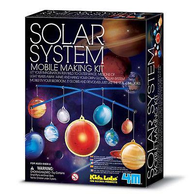 4M Mobile Solar System konstruktors