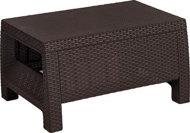 Darza galdiņš; Corfu bruns Dārza mēbeles