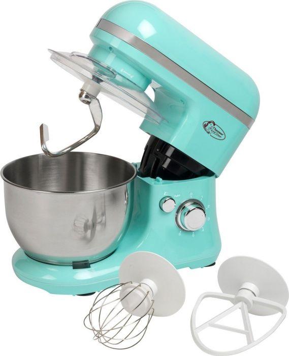 Bestron Kitchen Master AKM900SDM, food processor(turquoise) Virtuves kombains