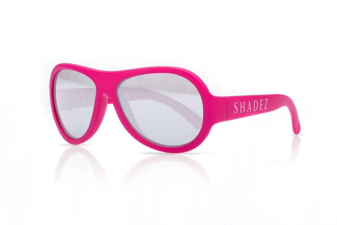 SHADEZ Classic Pink Junior bērnu saulesbrilles, 3-7 gadi SHZ 14 saulesbrilles