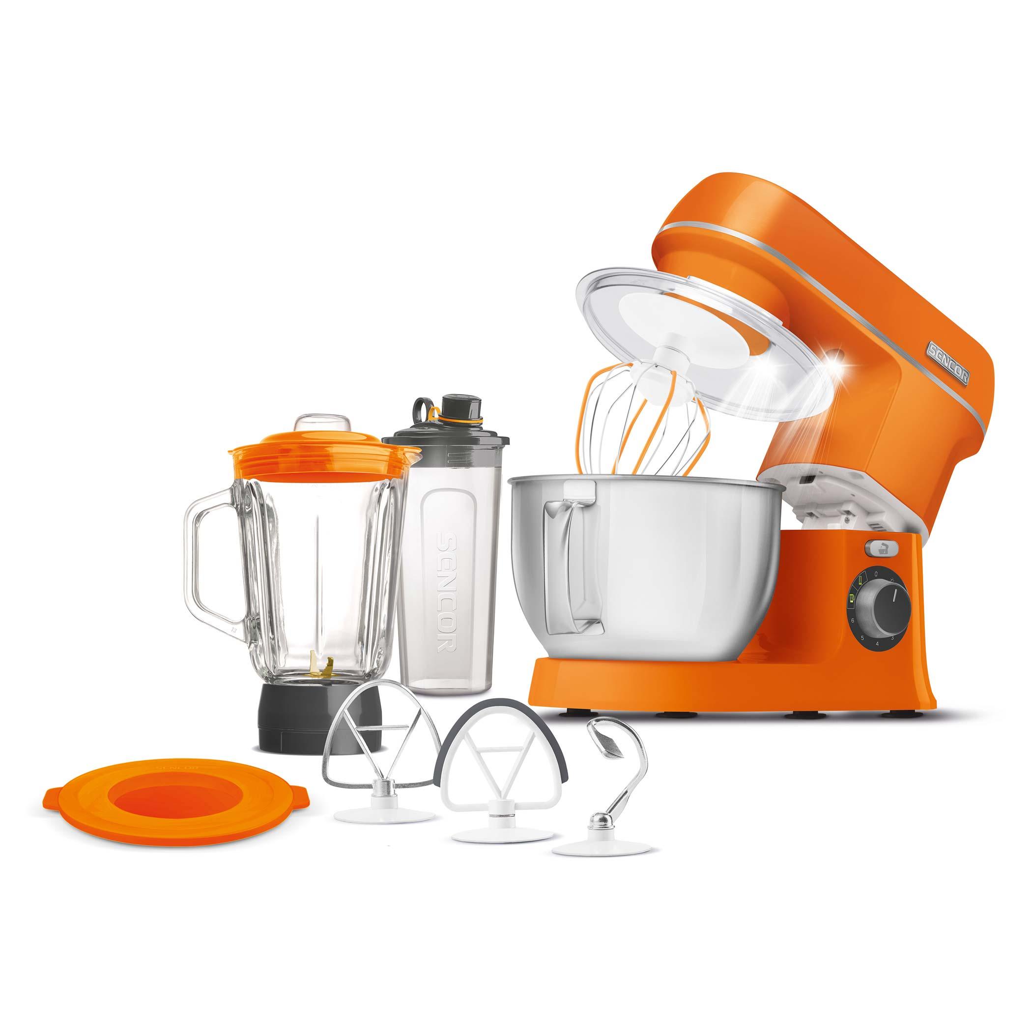 Stand mixer Sencor STM3753OR orange Mikseris