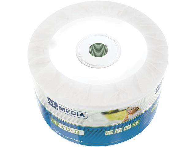 Verbatim CD-R My Media 700MB Wrap printable matricas