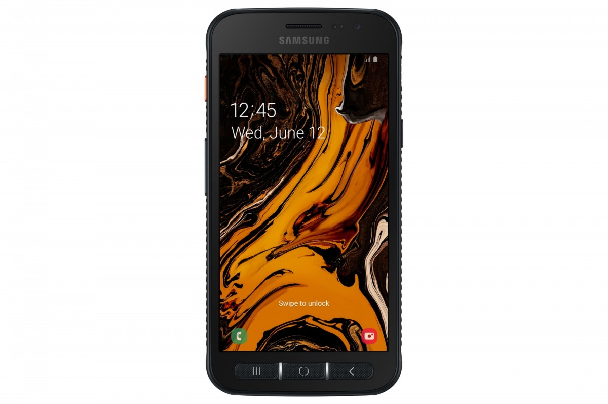 Samsung Galaxy Xcover 4s 3GB/32GB Black Mobilais Telefons