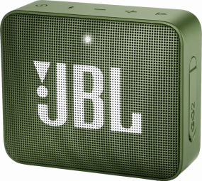 JBL Go 2, compact portable speaker with battery, IPX7 waterproof, Green pārnēsājamais skaļrunis
