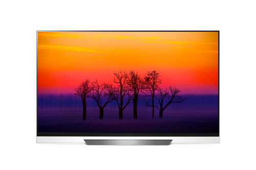 """LG OLED55E8PLA 55"""", Smart TV, Ultra HD OLED, 3840 x 2160 pixels, Wi-Fi, DVB-T/T2/C/S/S2, Black LED Televizors"""