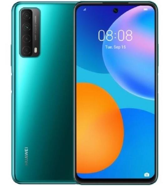 Huawei P Smart 2021 DS 4GB/128GB Crush Green Mobilais Telefons