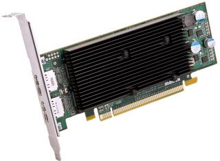 MATROX M9128 1024MB Low Profile PCI-E video karte