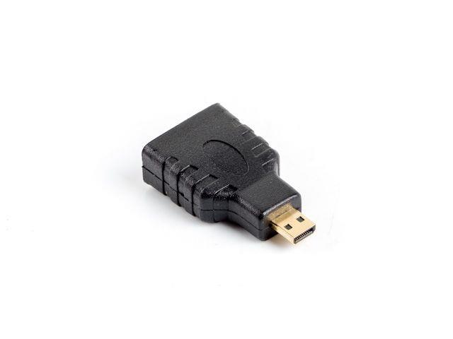 Lanberg adapter HDMI-A(F)->micro HDMI-D(M)