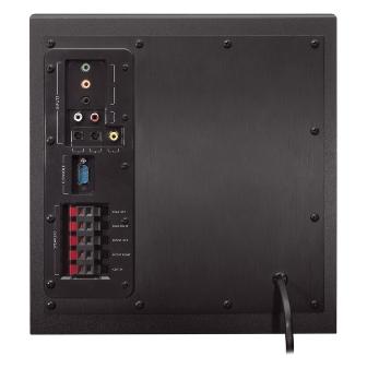 Logitech Z906 5.1/ 500W RMS datoru skaļruņi